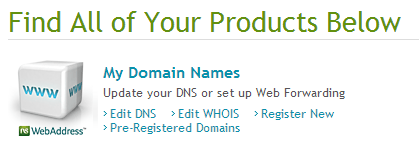 how to find my dns host